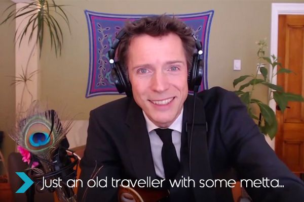 Jont - Old Traveller with some metta You Tube Clip