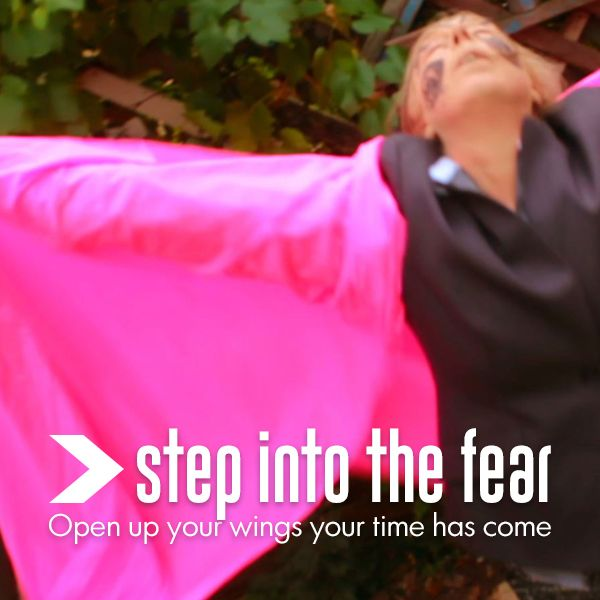 Jont - Step Into The Fear / New Video You Tube