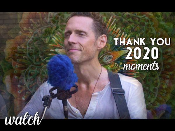 Thank You 2020 - Moments