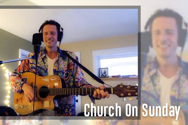 Jont - Church On Sunday Live / Video October 2020
