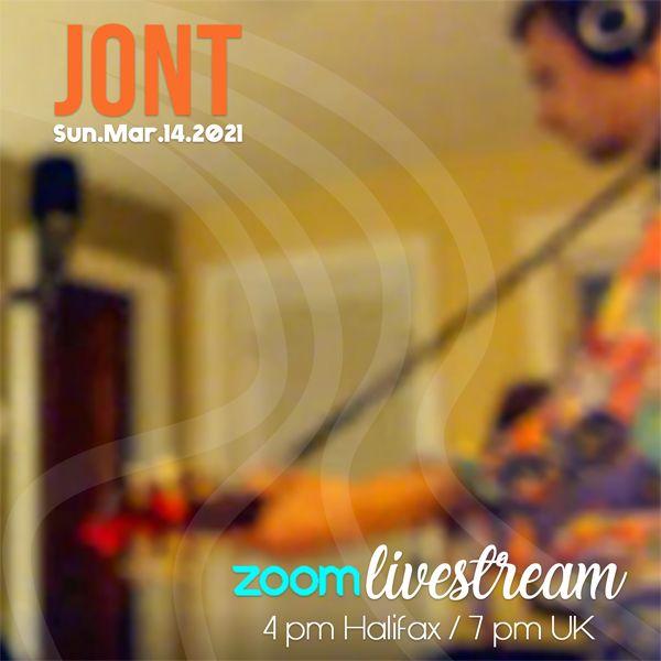 Zoom Livestream March 14, 2021