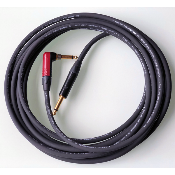 Supertone MiniCap guitar cable