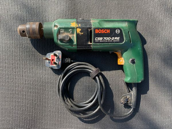 My father's Bosch CSB700-2RE drill