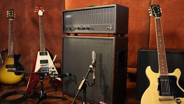 Supertone Liverpool guitar amplifier