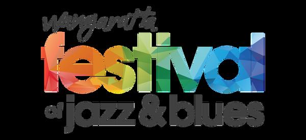 Wangaratta Festival of Jazz and Blues logo